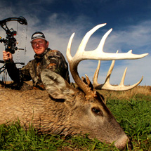 Midwest Whitetail Adventures: Kansas bow hunts that will blow you away!