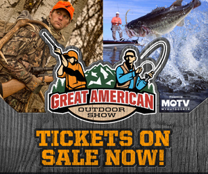 Get tickets for The Great American Outdoor Show