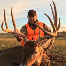 Catering to the hunter, our focus at Midwest Whitetail Adventures is to provide the hunter with the tools to harvest Monster Whitetails.